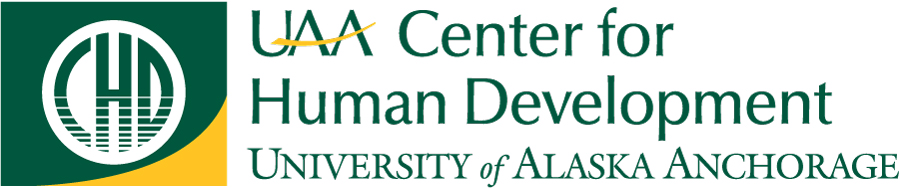 University of Alaska Anchorage Center for Human Development logo